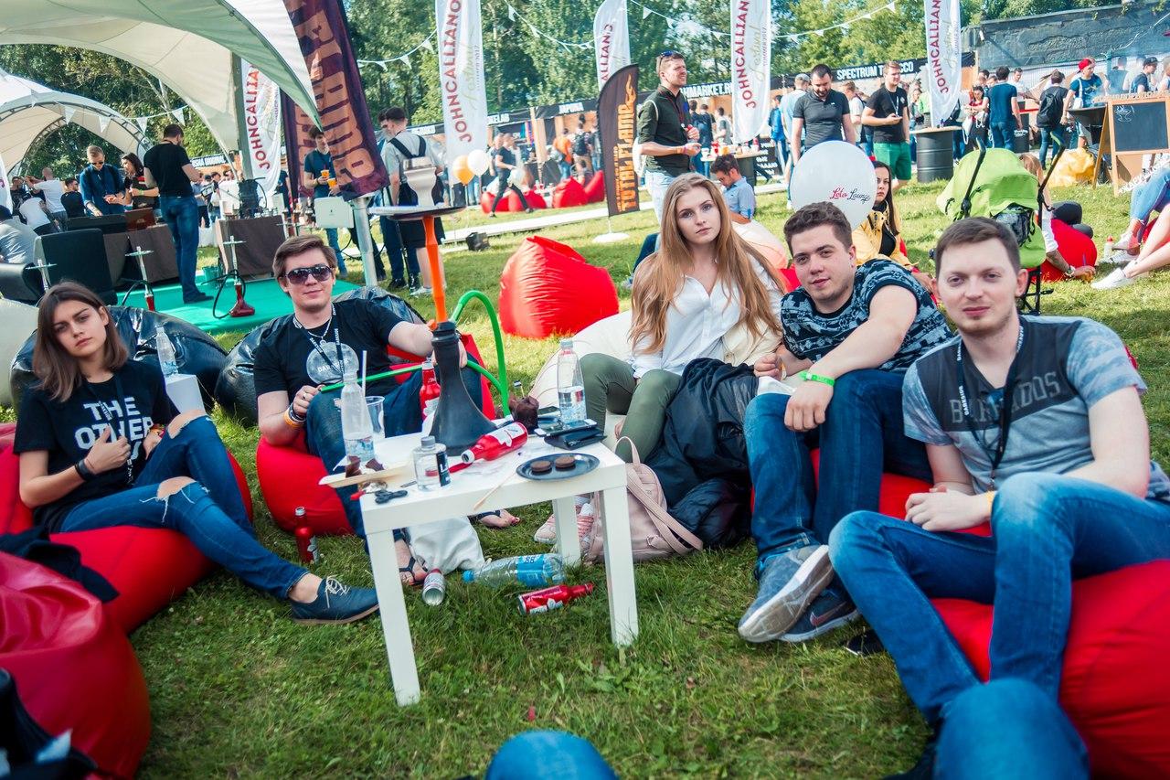 Кальянный фестиваль в Москве
